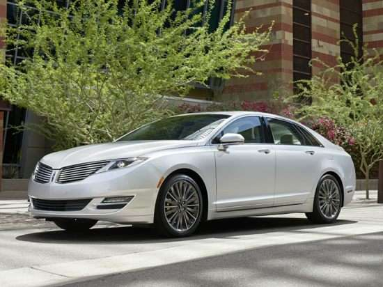 2016 Lincoln Mkz Hybrid Models Trims Information And Details