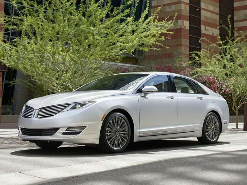 Lincoln Mkz Hybrid 5 Stars