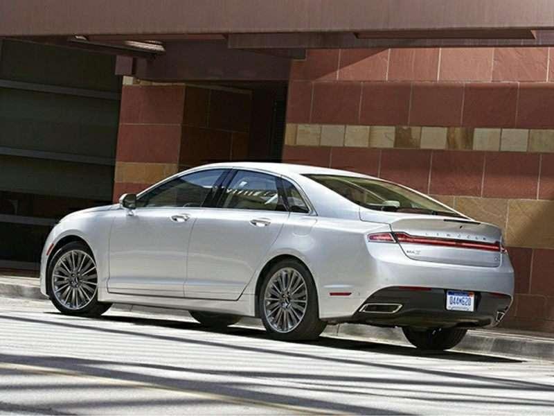 Lincoln Town Car Luxury Sedan Best: 10 Best Luxury Cars Under $50k
