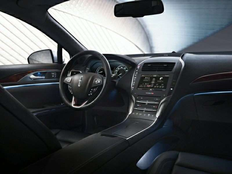 2016 Lincoln Mkz Pictures Including Interior And Exterior Images