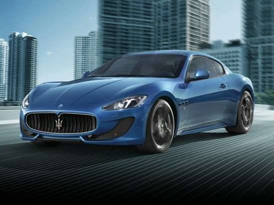 2016 Maserati Granturismo Models Trims Information And Details Autobytel