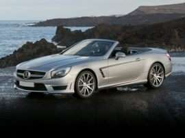 2016 Mercedes-Benz AMG SL Base AMG SL 63 2dr Roadster