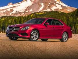2016 Mercedes-Benz E-Class Base E 350 4dr Rear-wheel Drive Sedan