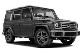 2016 Mercedes-Benz G-Class Base G 550 4dr All-wheel Drive