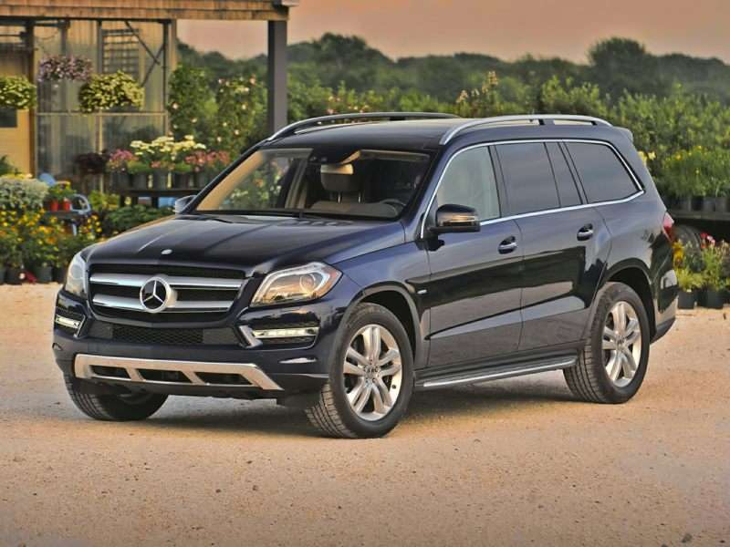 2 2016 Mercedes Benz Gl Cl