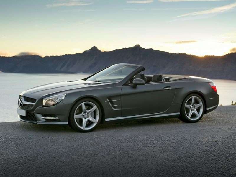 2016 Mercedes Benz SL Roadster
