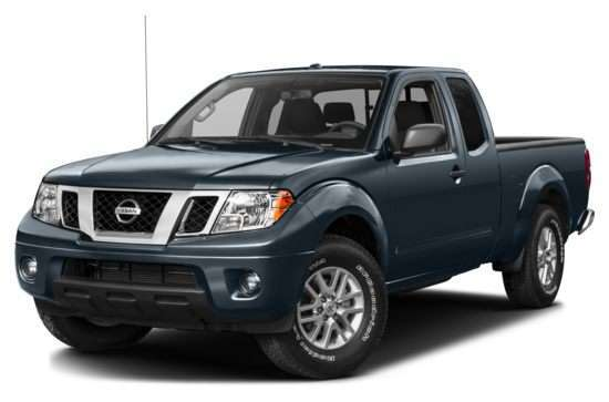 2016 Nissan Frontier Models, Trims, Information, and ...