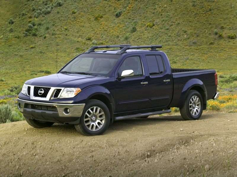 2016 Nissan Frontier 8 9 Inches