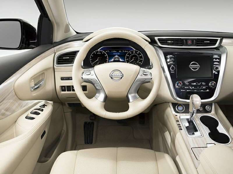 2016 Nissan Murano Pictures Including Interior And Exterior Images Autobytel