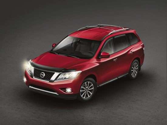 2016 Nissan Pathfinder Models Trims Information And