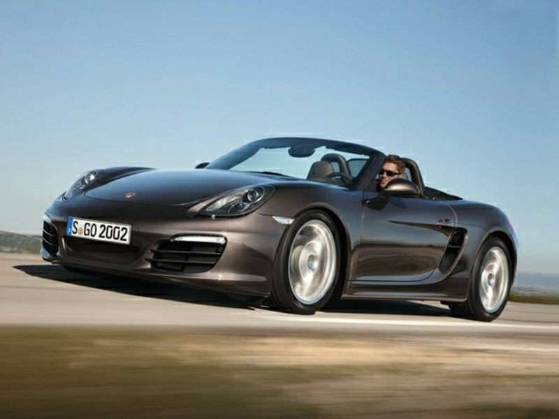 Porsche Boxster & 10 2-door Luxury Cars | Autobytel.com