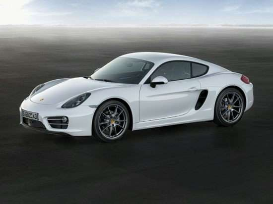 2016 Porsche Cayman Base (M6)