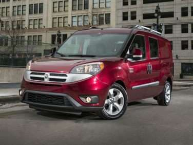Research the 2016 RAM ProMaster City