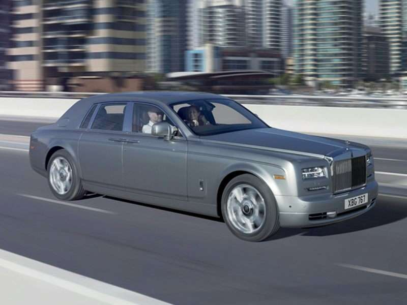 2016 Rolls Royce Phantom Pictures Including Interior And Exterior Images Autobytel