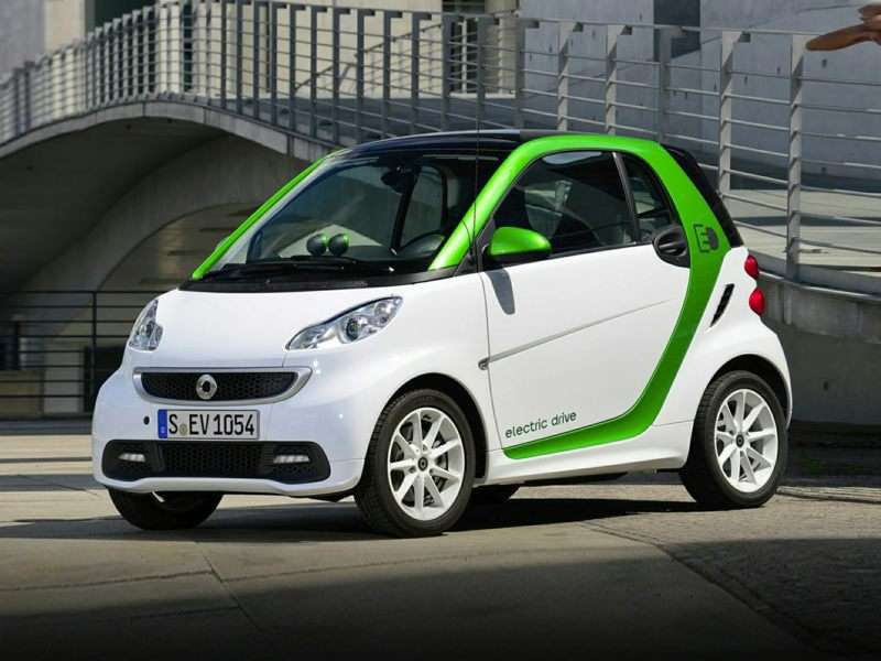 2016 Smart Electric Drive 12 490 After Federal Tax Credit