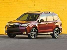 2016 Subaru Forester 2 5i 4dr All Wheel Drive