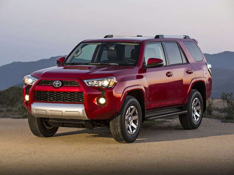 4 2016 Toyota 4runner Trd Pro 11 1 Inches