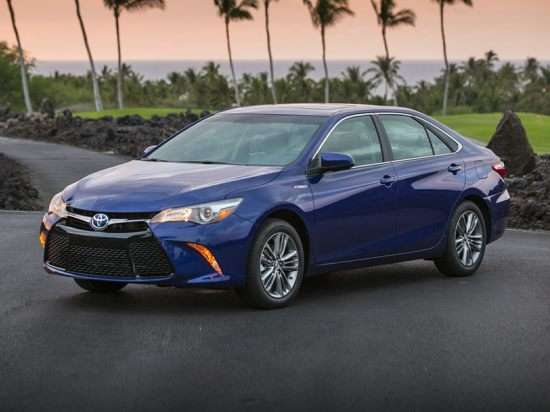2016 Toyota Camry Hybrid Models Trims Information And Details Autobytel