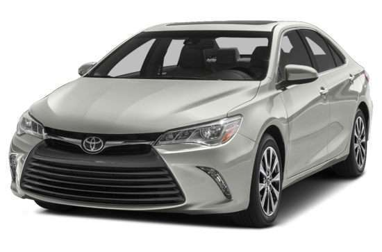 2016 Toyota Camry Models Trims Information And Details Autobytel