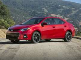 10 Things You Need to Know About the 2016 Toyota Corolla