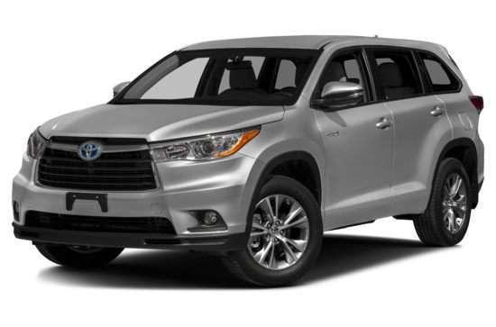 2016 Toyota Highlander Hybrid Models, Trims, Information ...