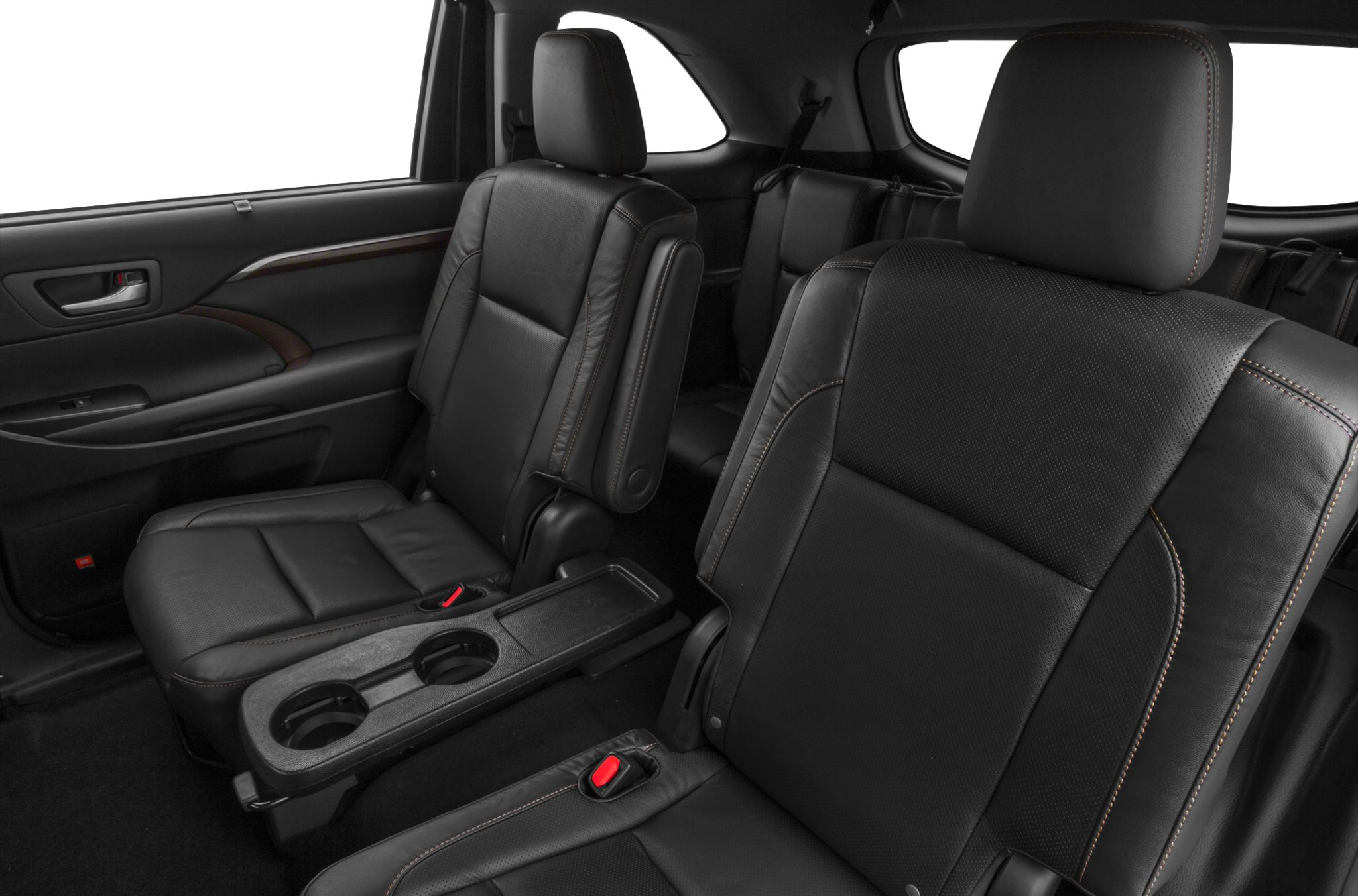 Toyota Highlander Captains Chairs