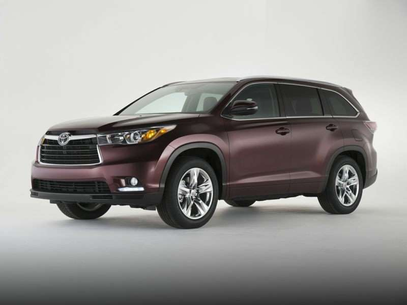 2016 Toyota Highlander Pictures Including Interior And Exterior Images Autobytel