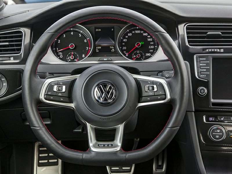 2016 Volkswagen Golf Gti Pictures Including Interior And Exterior Images Autobytel