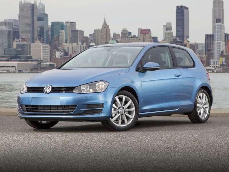 10 Volkswagen Golf