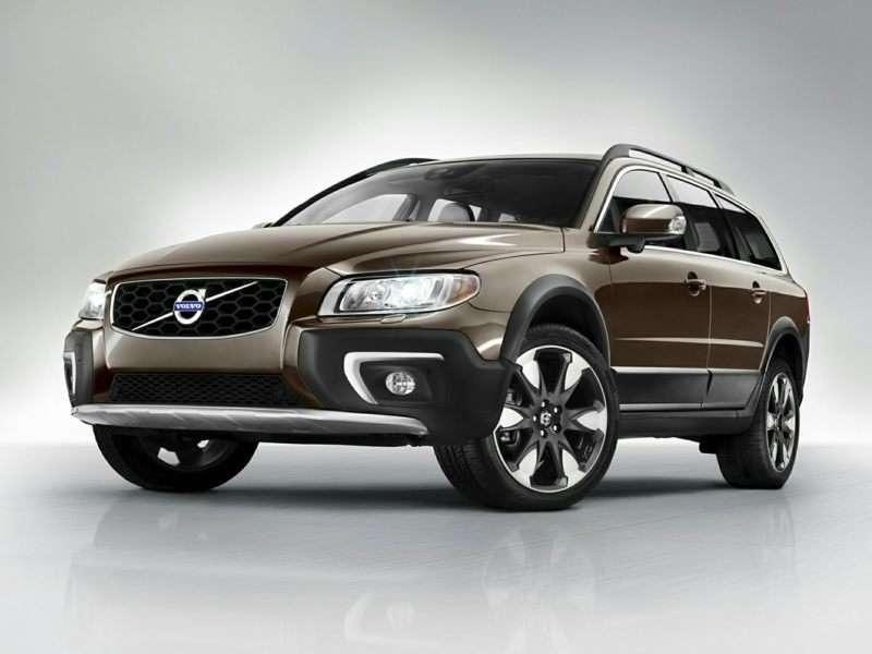 New Volvo Xc70 Pictures