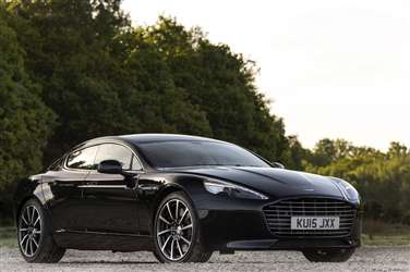 Research the 2017 Aston Martin Rapide S