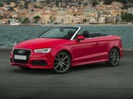 2017 Audi A3 FWD Cabriolet