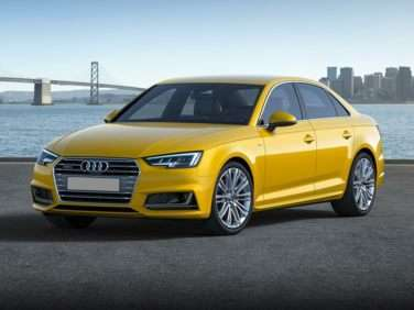 Research the 2017 Audi A4