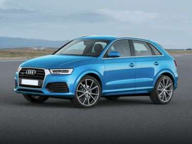 Research the 2017 Audi Q3