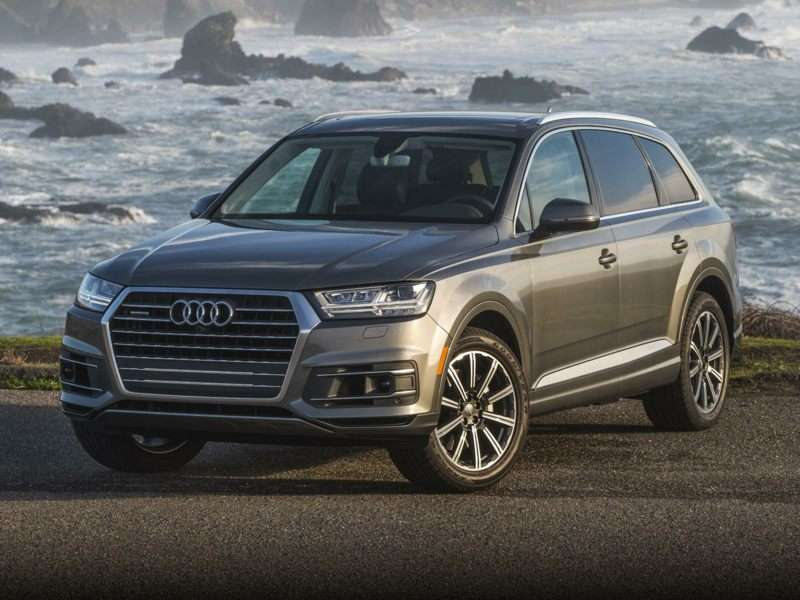 What Is The Audi Q7 Premium Plus Package