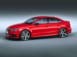 2017 Audi RS 3 2.5T 4dr All-wheel Drive quattro Sedan