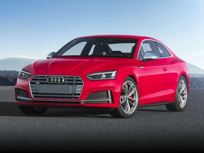Research the 2017 Audi S5