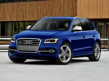 Research the 2017 Audi SQ5