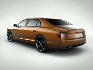 Research the 2017 Bentley Flying Spur