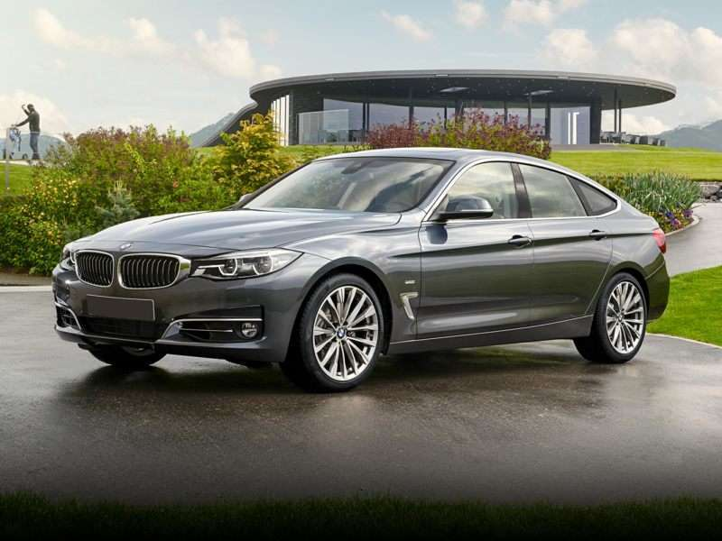 Research the 2017 BMW 340 Gran Turismo