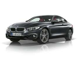 2017 BMW 430 i 2dr Rear-wheel Drive Coupe