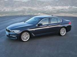2017 BMW 530 i 4dr Rear-wheel Drive Sedan