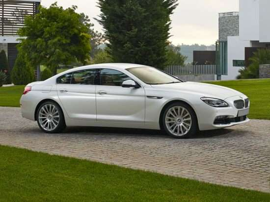 2017 Bmw 650 Gran Coupe Models Trims Information And