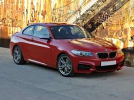 2017 BMW M240 i 2dr Rear-wheel Drive Coupe