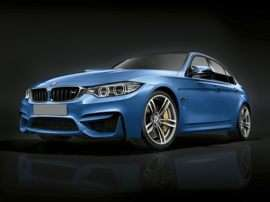 2017 BMW M3 Base 4dr Rear-wheel Drive Sedan
