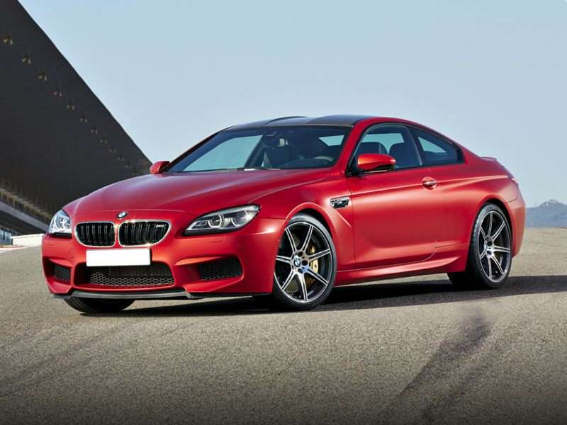 2017 BMW M6 Coupe