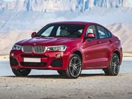 2017 BMW X4 xDrive28i 4dr All-wheel Drive Sports Activity Coupe