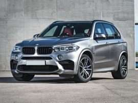2017 BMW X5 M Base 4dr All-wheel Drive Sports Activity Vehicle