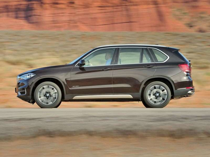 Research the 2017 BMW X5
