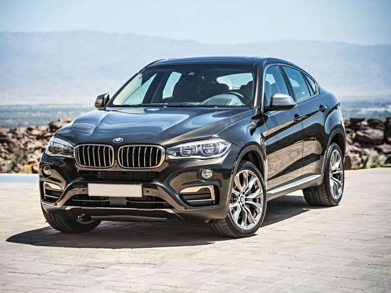 Research the 2017 BMW X6